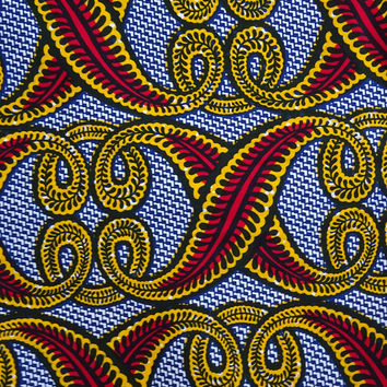 African fabric wax Print  cotton Fabric by the yards African Print dress African Clothing Ankara fabric african fabric by the yard
