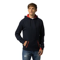 CONTRAST ACCENT HOODIE | Tommy Hilfiger