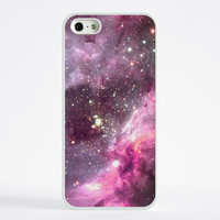 iPhone 6 Case, iPhone 6 Plus Case, iPhone 5S Case, iPhone 5 Case, iPhone 5C Case, iPhone 4S Case, iPhone 4 Case - Purple Nebula