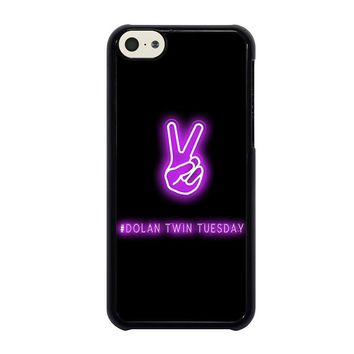 DOLAN TWIN TUESDAY iPhone 5C Case Cover