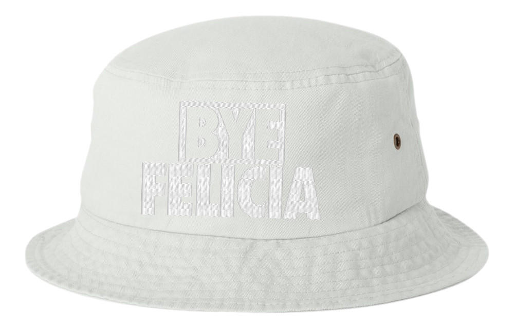 2d5203e6 bye felicia bucket hat from Teee Shop | Bucket hats