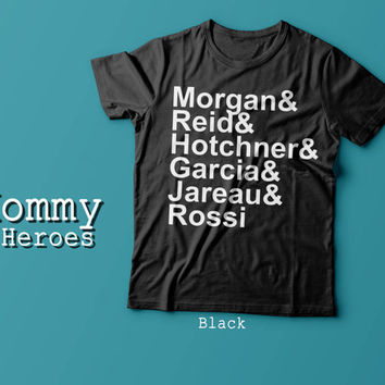 Criminal Minds Tshirt , Adult t shirt,Dady T shirt, Mommy Tshirt