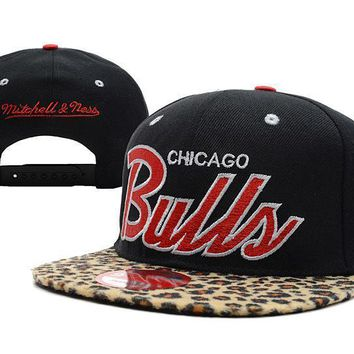 PEAPON Chicago Bulls NBA 9FIFTY Cap M&N Black-Camouflage