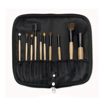 Pretty Powerful - 10-Piece - Makeup Brush Set