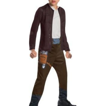 Star Wars Boys Poe Dameron Costume, The Last Jedi