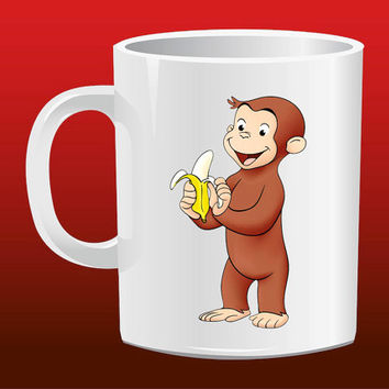 Curious George for Mug Design
