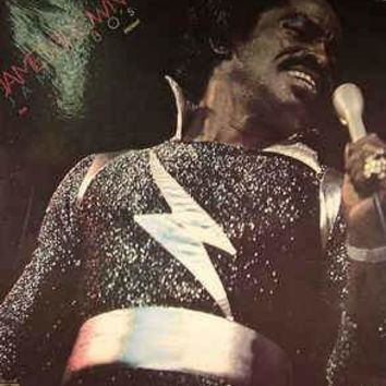 Jam 1980s - James Brown, LP (Pre-Owned)