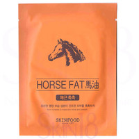 Skinfood Beauty in a Food Mask Sheet (Horse Fat)