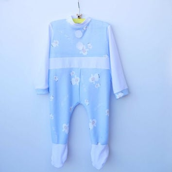 Baby or Kids Pajama PDF Pattern Sweet Dreams , sizes newborn up to 3 years, pajama pattern pdf, baby pajamas, Girls pajamas, Boys pajamas