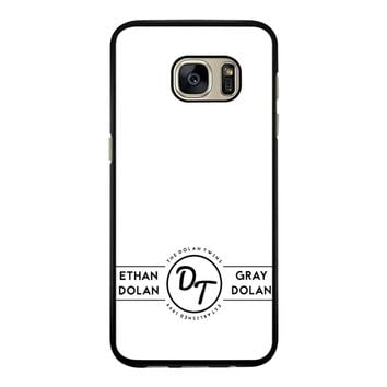 The Dolan Twins Samsung Galaxy S7 Case