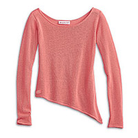 American Girl® Clothing: Isabelle's Coral Sweater for Girls