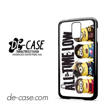 All Time Low Minions For Samsung Galaxy S5 Case Phone Case Gift Present YO