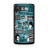 Supernatural Quote Wording Art 3 Nexus 5 case