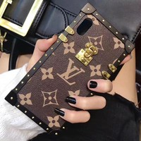 Perfect Louis Vuitton Phone Cover Case For  iphone X