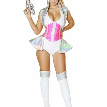 Roma Costume 4740 - 1Pc Space Alien Buster