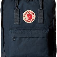 Fjallraven Kanken Durable Backpack Unisex Lovers' School Travel Bag( Navy )