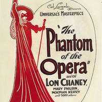 The Phantom of the Opera 11x17 Movie Poster (1925)