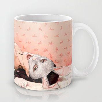Sock It To Me Mug by Keith P. Rein