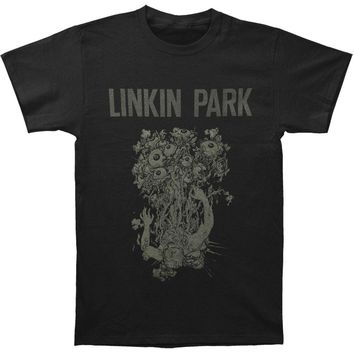 Linkin Park Men's  Eyeball Tee T-shirt Black