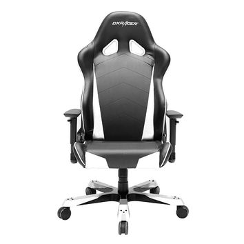 DXRacer TB29NW XL Chair Game Chair office Chair Executive Chair-Black and White