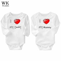 Fashion Baby Clothes 100% Cotton Baby Rompers Long Sleeve Newborn Baby Clothing Infant Boys Girls Winter Spring Jumpsuits