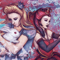 """""""Pawn to Queen"""" by Alice Meichi Li"""