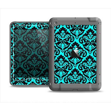 The Delicate Pattern Blank Apple iPad Air LifeProof Nuud Case Skin Set