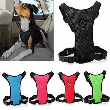 North Shore Outlet's Front Facing Dog Seatbelt Harness