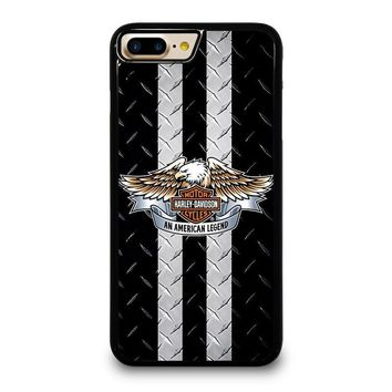 HARLEY DAVIDSON MOTORCYCLE iPhone 4/4S 5/5S/SE 5C 6/6S 7 8 Plus X Case