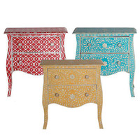 Cabriole Drawers