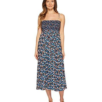 Tory Burch Swimwear Clemence Convertible Dress Cover-Up