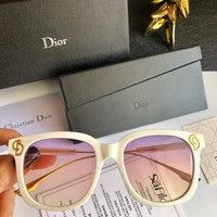 Dior WDior Women Men Fashion Shades Eyeglasses Glasses Sunglasses
