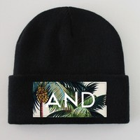 ANDCLOTHING — LTD Tropical AND Beanie