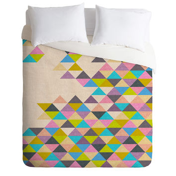 Bianca Green Completely Incomplete Duvet Cover