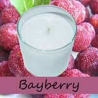 Bayberry Scented Candle in Tumbler 13 oz