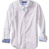 Tailored Slim Fit Soft Wash Wheel Shirt