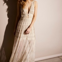 Free People Carolyn's Limited Edition White Dress