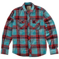 CCS L/S Flannel Shirt - Men's at CCS