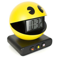Pac-Man Alarm Clock - buy at Firebox.com