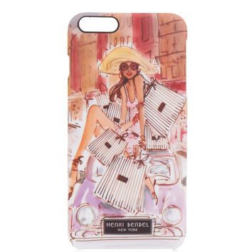 Shopping Girl Case for iPhone 6/6s Plus
