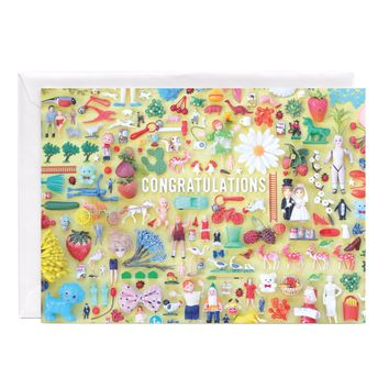 Tiny Things Congratulations Collection Greeting Card