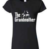 Hilarious The Grandmother T-shirt! This funny The Grandmother t-shirt is available in ladies, unisex, various sizes and colors!!