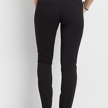 the bengaline pull on skinny ankle pant | maurices