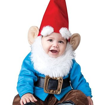 InCharacter Baby Lil' Garden Gnome Costume