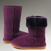 Ugg Classic Tall 5820 Purple Boots