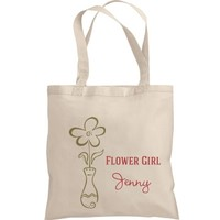 Flower Girl Tote Bag: Bridal Wear