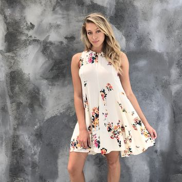 Blossom Beauty Floral Dress