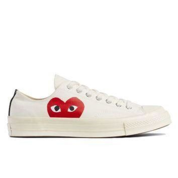 ONETOW play converse chuck taylor all star 70 low white