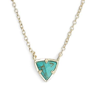 Women's Kendra Scott 'Perry' Stone Pendant Necklace