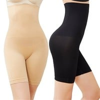 Women High Waist Body Shaper Cotton Control Pants body shaper Trainer Tummy Control Panties Seamless Thigh Slimmers Cincher